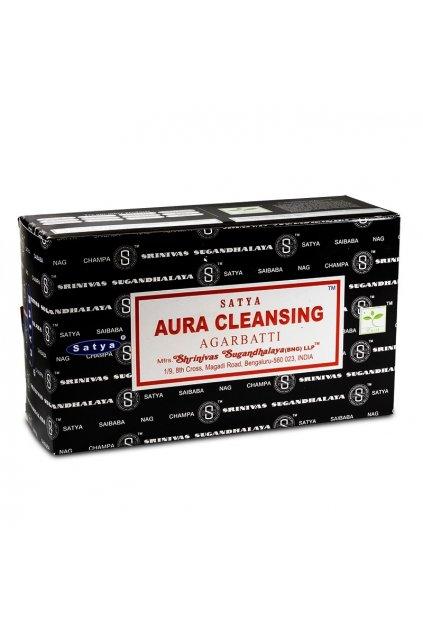 vonne tycinky aura cleansing