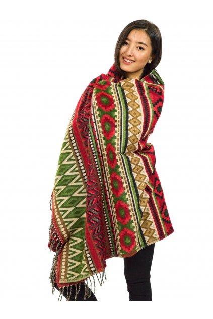 Tibetská deka 31