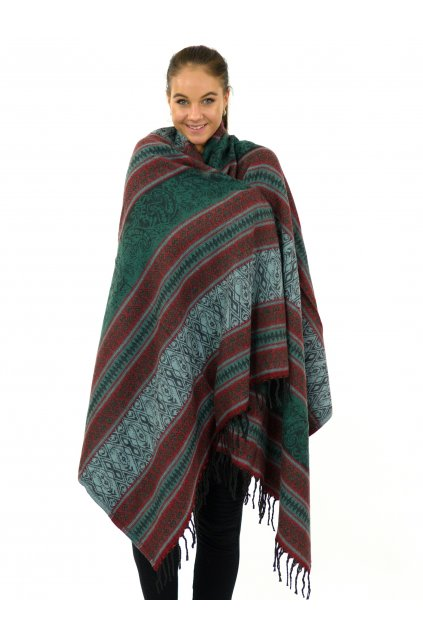 Tibetská deka 34