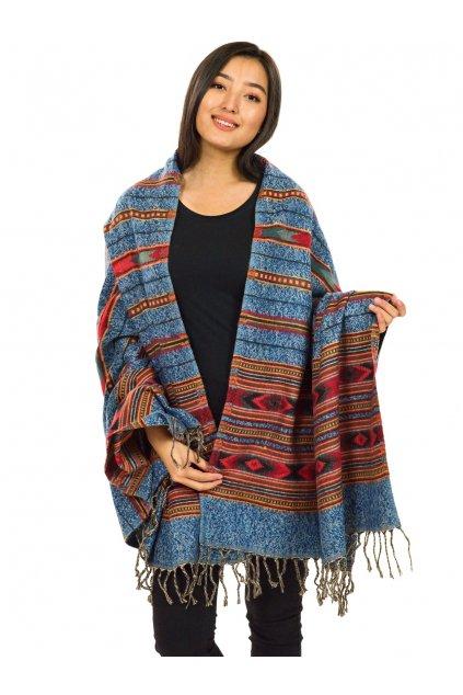 Tibetská deka 35