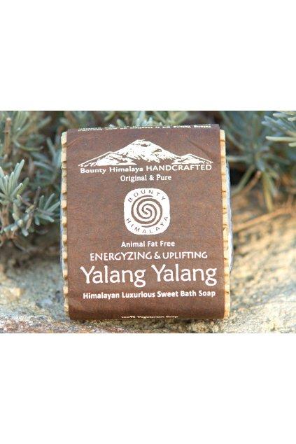 Ručně vyrobené mýdlo - Yalang yalang