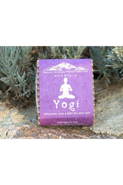 Ručně vyrobené mýdlo - Yogi