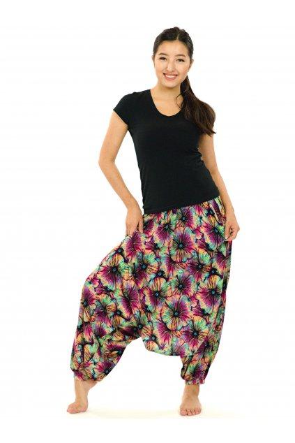 Kalhoty-šaty-top 3v1 Lanai - barevné