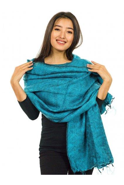 Hřejivá šála Yak wool 3