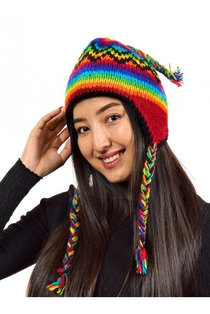 Pletená čepice Everest 1