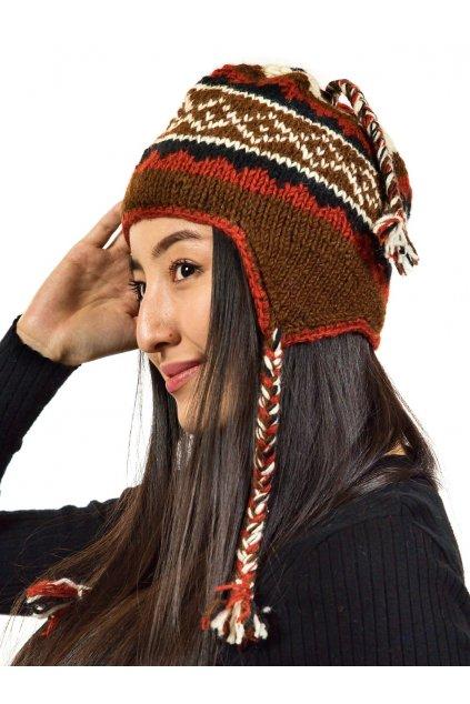 Pletená čepice Everest 2