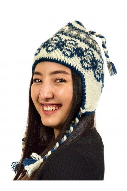 Pletená čepice Everest 7