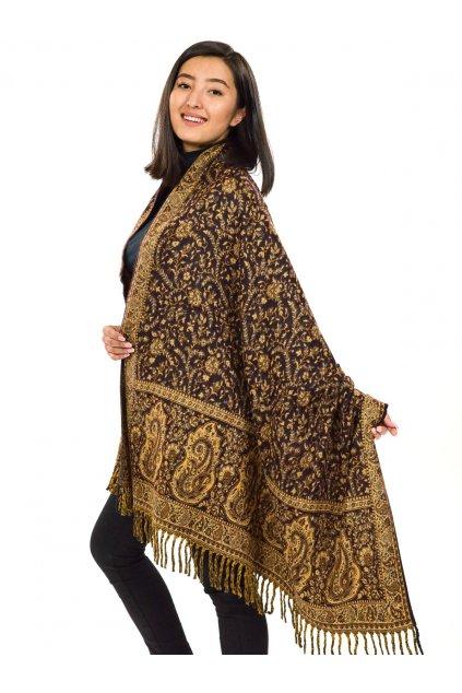 Tibetská deka 52