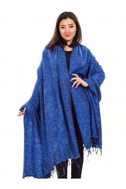 Deka/pléd Yak wool Nepal 56
