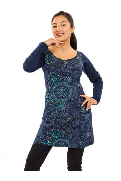 Tunika Keola - tmavě modrá