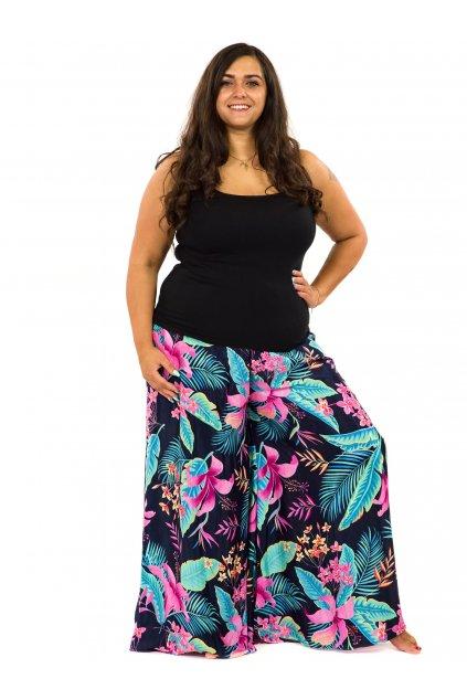 Kalhotová sukně Kihei - černá