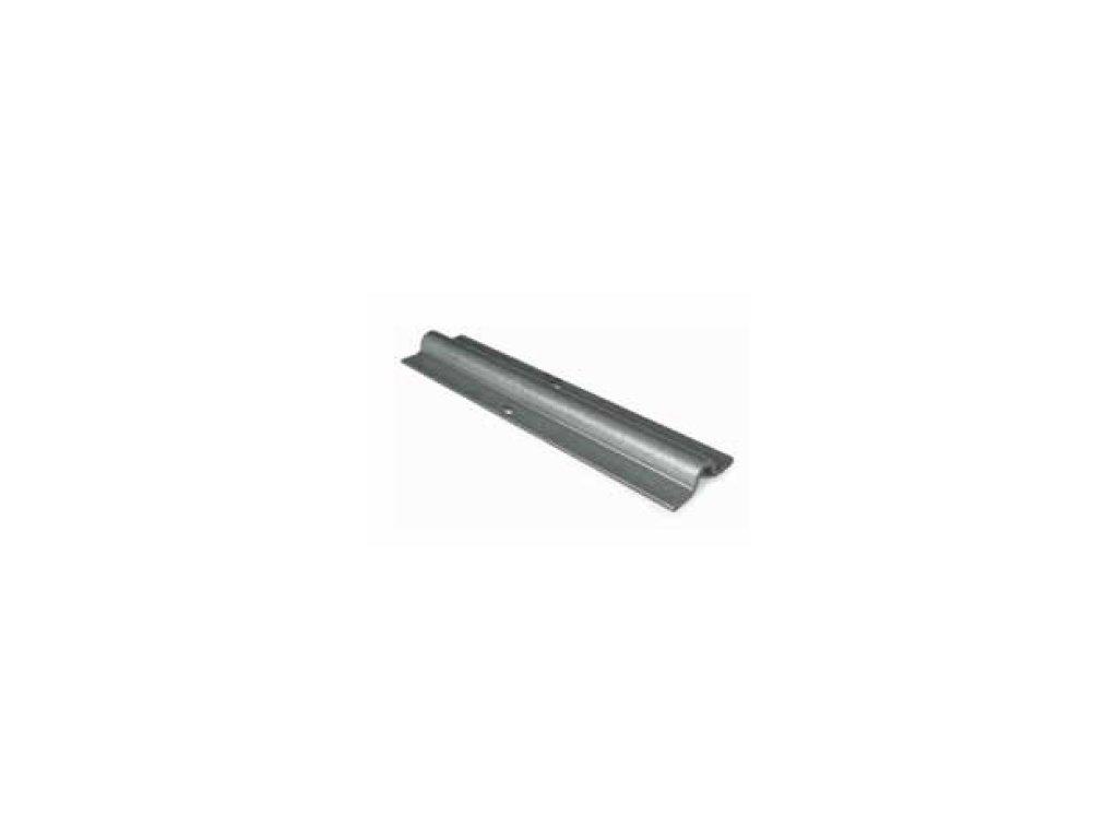 Kolejnice pro přišroubování pro brány a vrata (s U profilem )