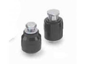 Rolny vodící černé nylonové