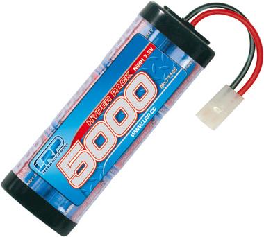 Nábíjení pohonných baterií Ni-Mh / Li-Pol