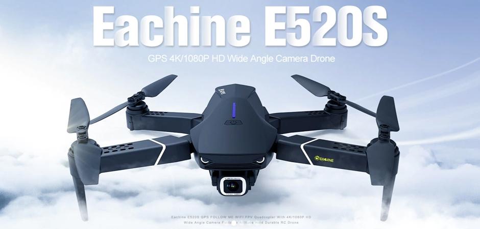 EACHINE E520S WIFI FPV GPS 4K