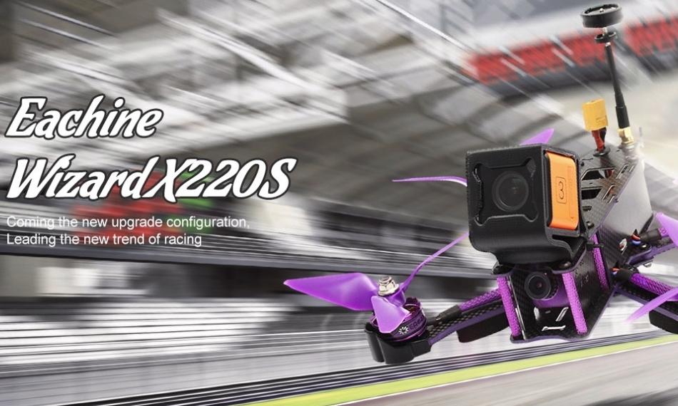 EACHINE WIZARD X220S FPV RTF