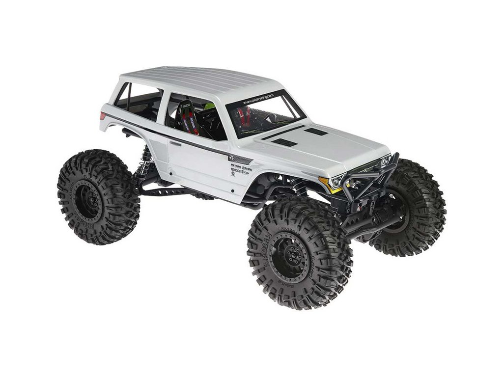 AXIAL WRAITH SPAWN ROCK RACER 4WD RTR 1:10