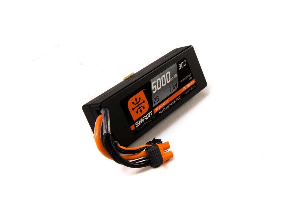 SPEKTRUM SMART CAR LIPOL 5000mAh 30C 7.4V