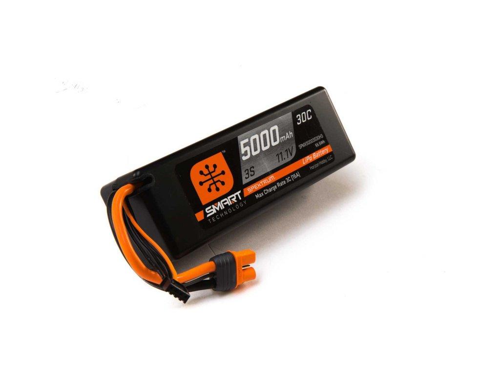 SPEKTRUM SMART CAR LIPOL 5000mAh 30C 11.1V