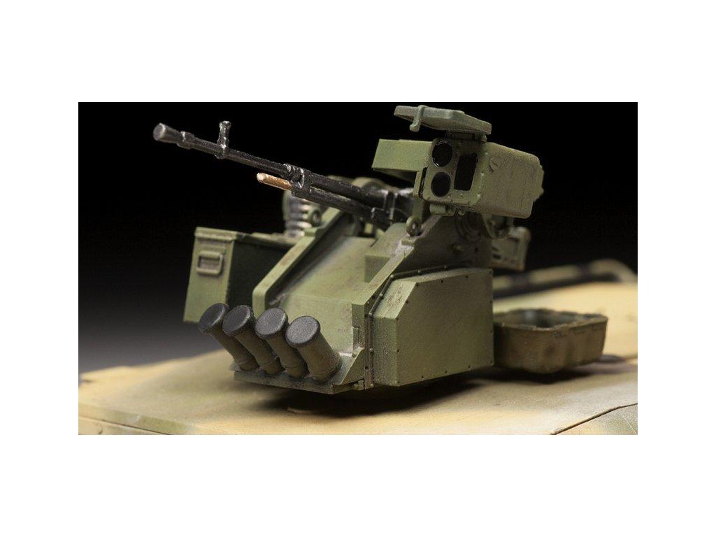 Zvezda GAZ Tiger w/Arbalet (1:35)