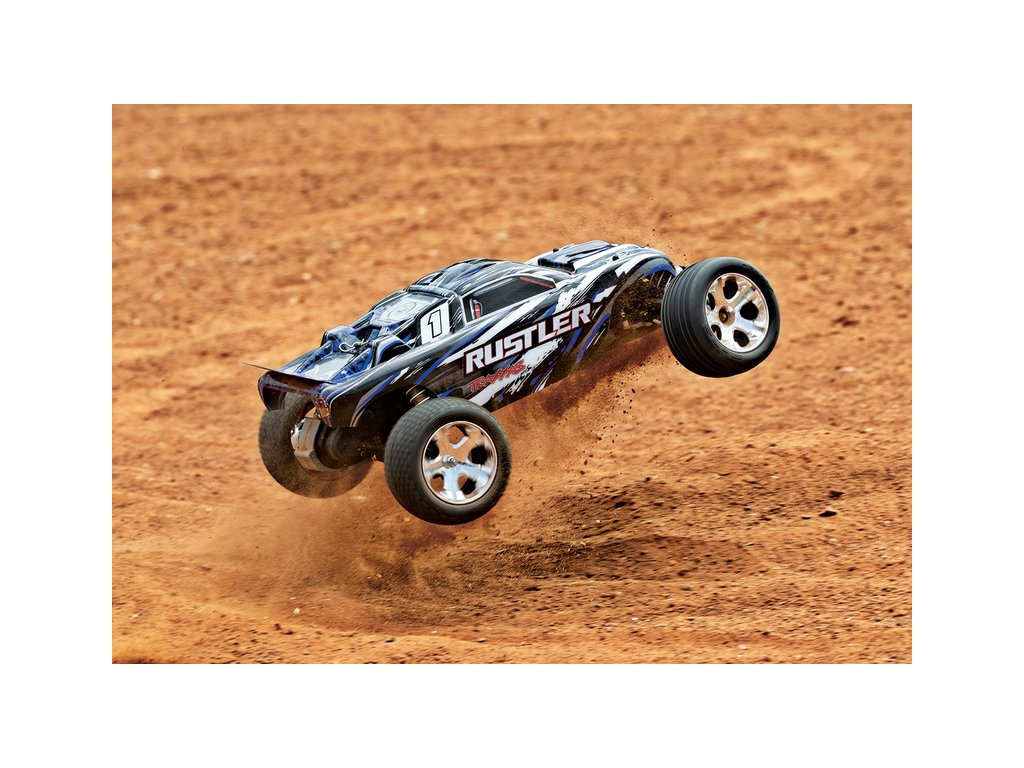 TRAXXAS RUSTER 2WD RTR 1:10