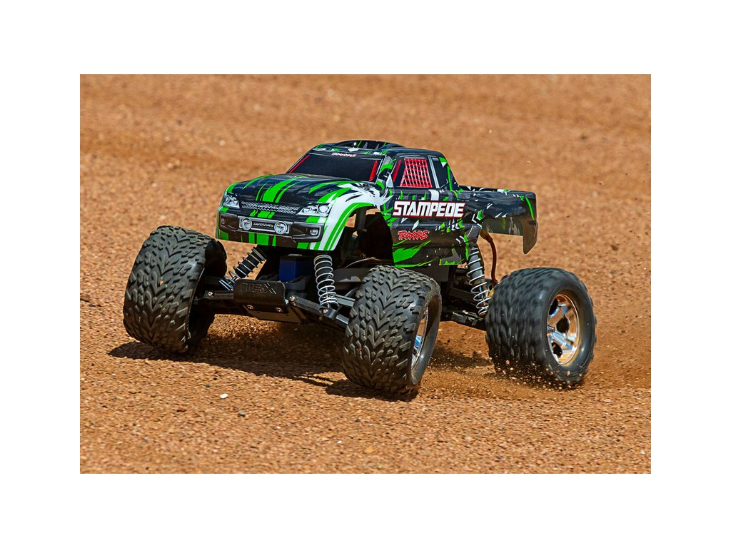 TRAXXAS STAMPEDE 2WD RTR 1:10