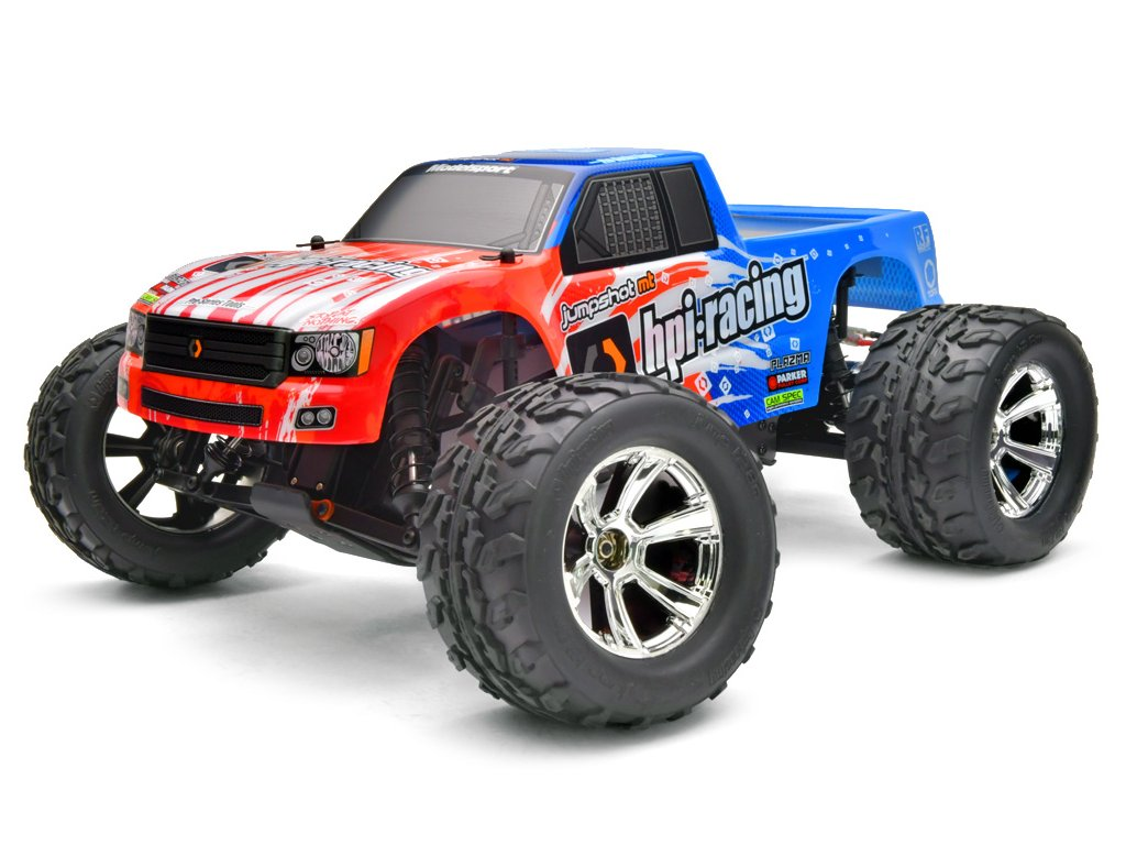 HPI JUMPSHOT MT V2.0 2WD RTR 1:10