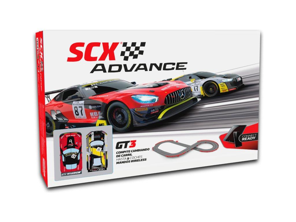 SCX ADVANCE GT3 1:32