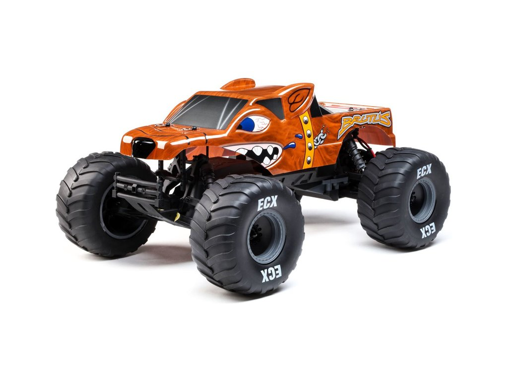 ECX MONSTER BRUTUS 2WD RTR 1:10