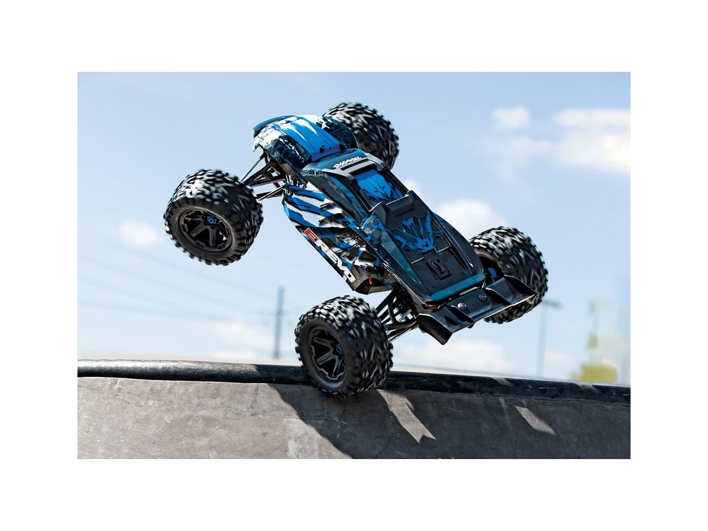 TRAXXAS E-REVO VXL 4WD RTR 1:8