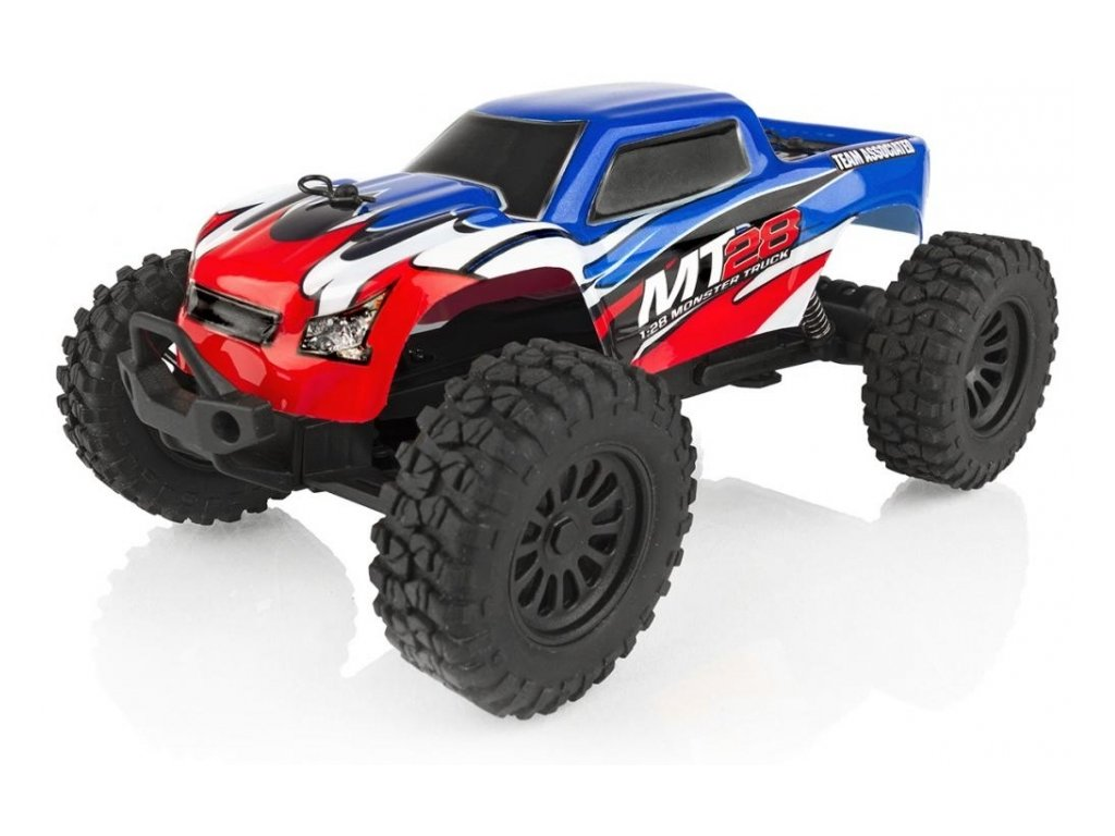 TEAM ASSOCIATED MONSTER MT28  2WD RTR 1:28