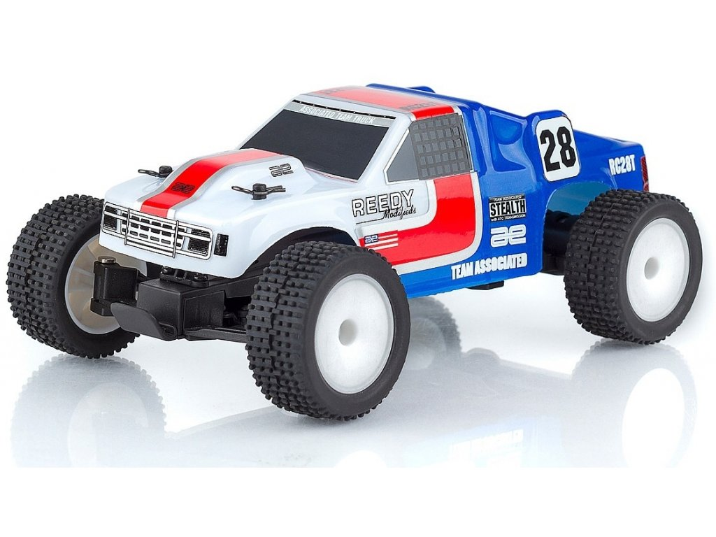 TEAM ASSOCIATED TRUGGY RC28T 2WD RTR 1:28