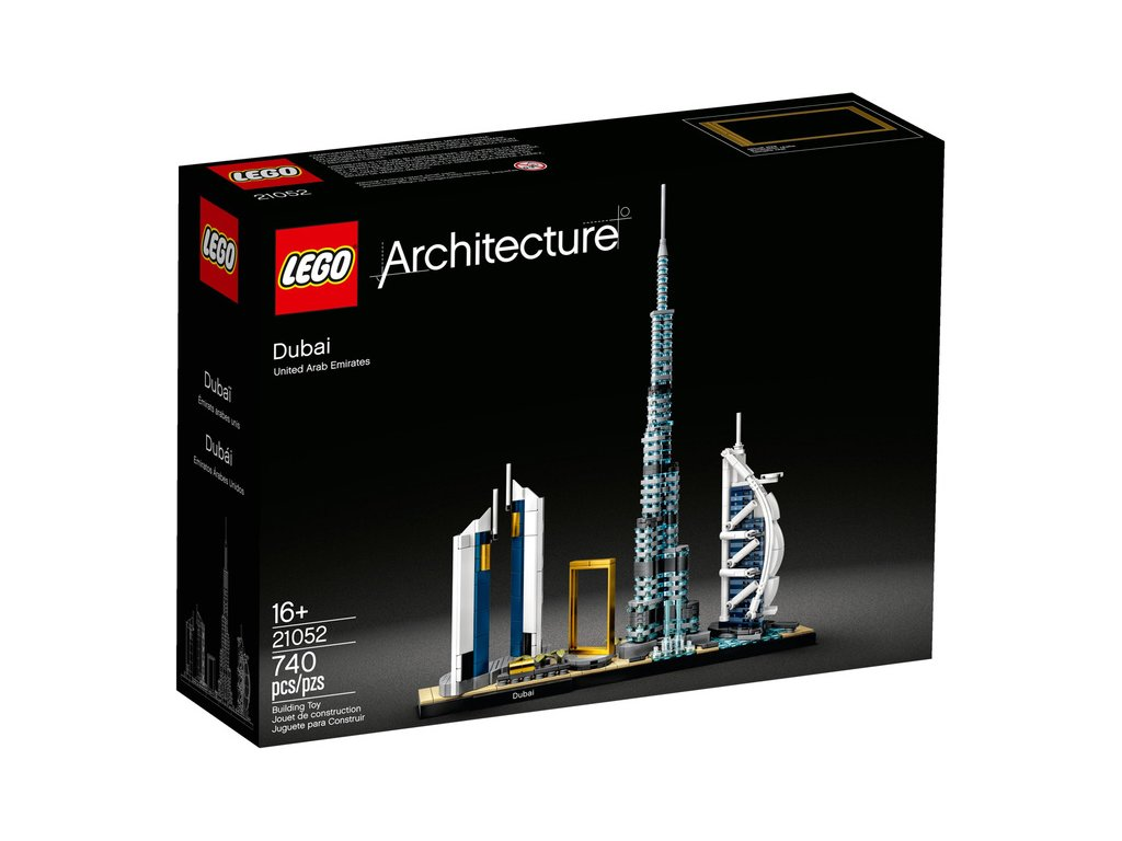 LEGO Architecture - Dubaj