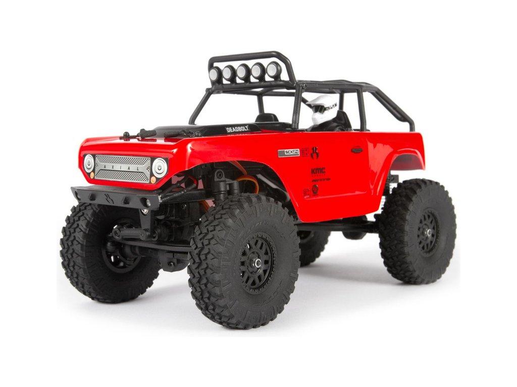 AXIAL SCX24 DEADBOLT 4WD RTR 1:24