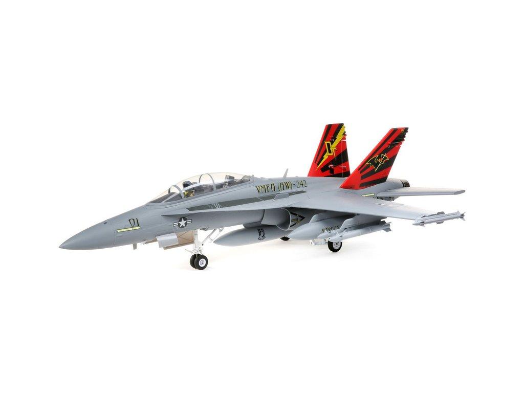 E-FLITE F-18 HORNET 1.0m BNF BASIC