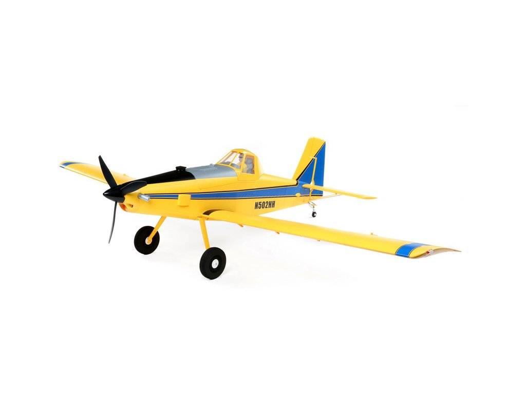 E-FLITE AIR TRACTOR 1.5m BNF BASIC SAFE SELECT
