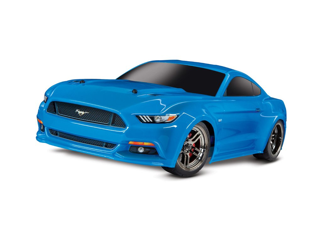 TRAXXAS 4-TEC 2.0 FORD MUSTANG 4WD RTR 1:10