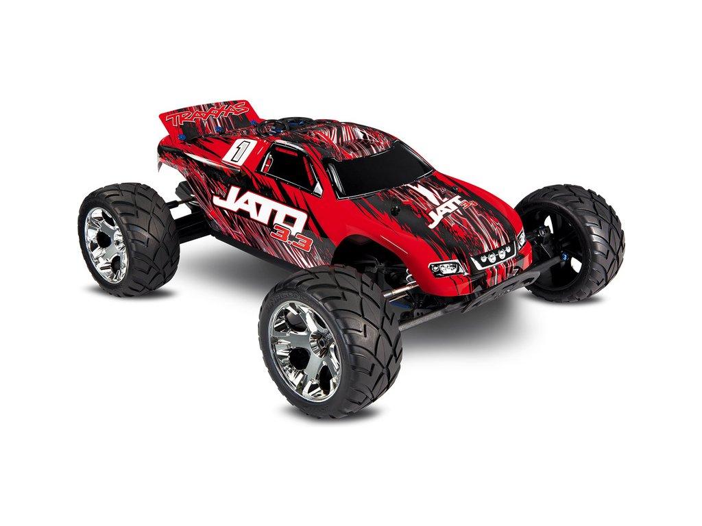 TRAXXAS NITRO JATO 3.3 TQi 2WD RTR 1:10