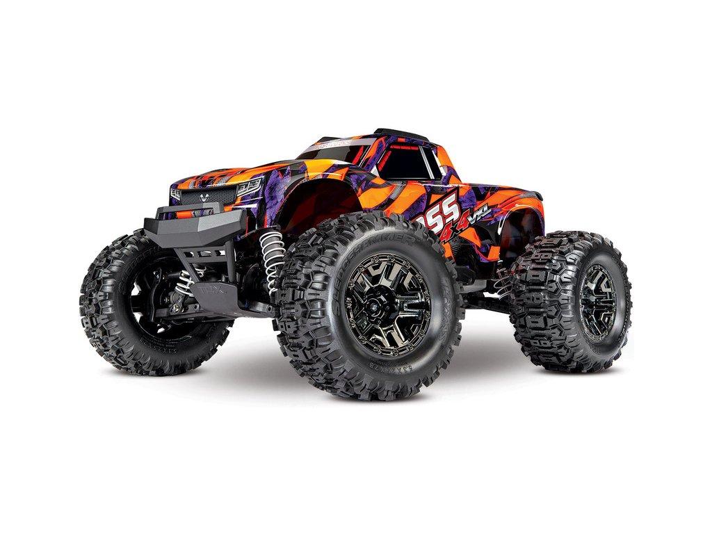 TRAXXAS HOSS VXL 4WD RTR 1:10