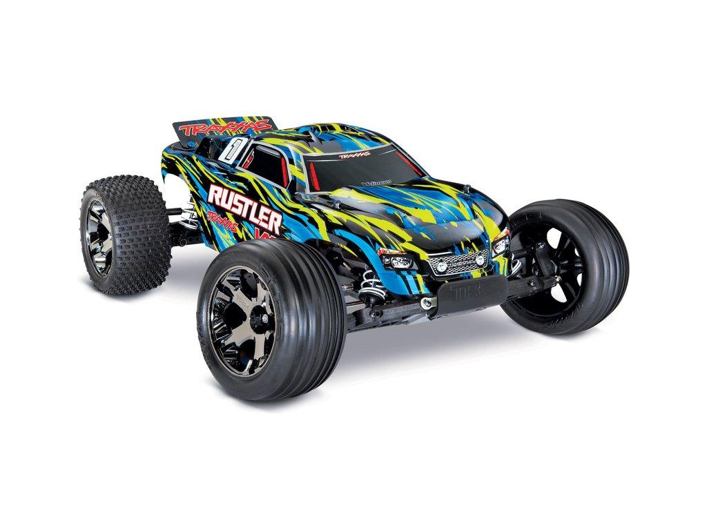 TRAXXAS RUSTLER VXL TQi 2WD RTR 1:10