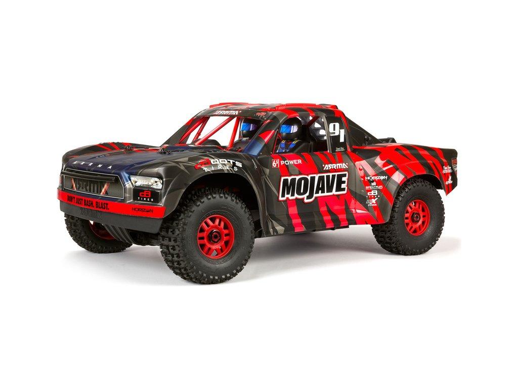ARRMA MOJAVO V2 6S BLX 4WD RTR 1:7