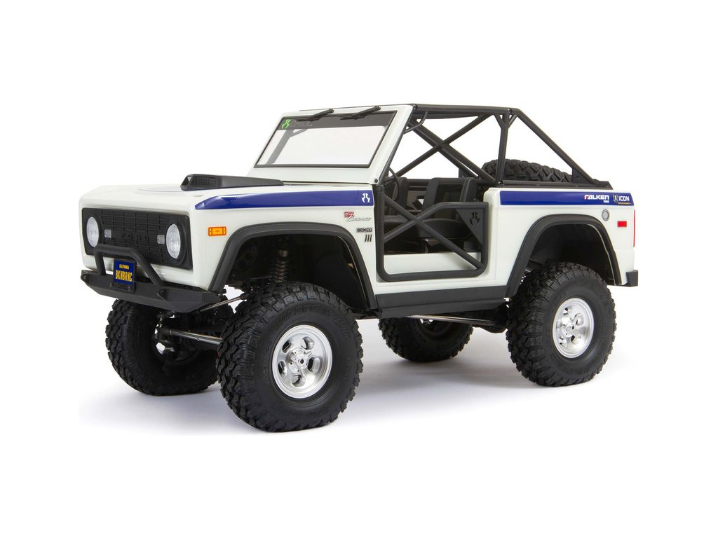 AXIAL SC10 III EARLY FORD BRONCO 4WD RTR 1:10