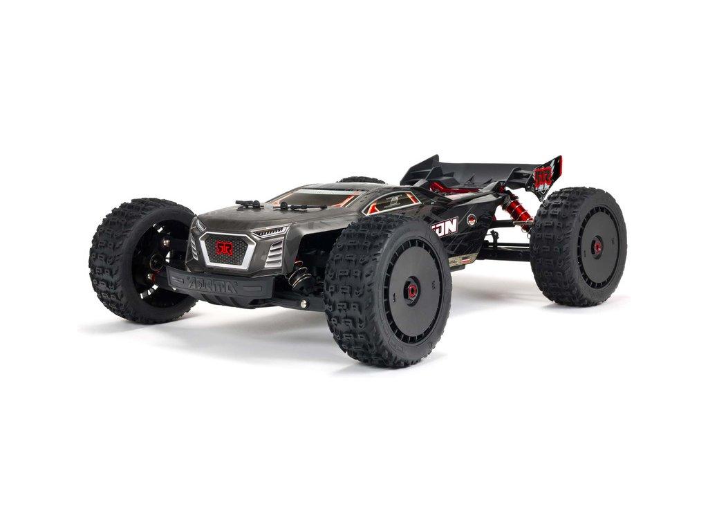 "ARRMA TALION 6S BLX ""Extreme Bash"" 4WD RTR 1:8"