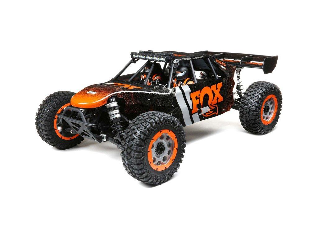 "LOSI DESERT BUGGY XL-E 2.0 ""Fox"" 4WD RTR 1:5"