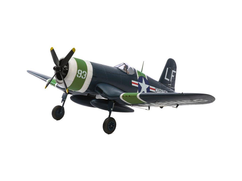 E-FLITE F-4U-4 CORSAIR 1.2m BNF BASIC
