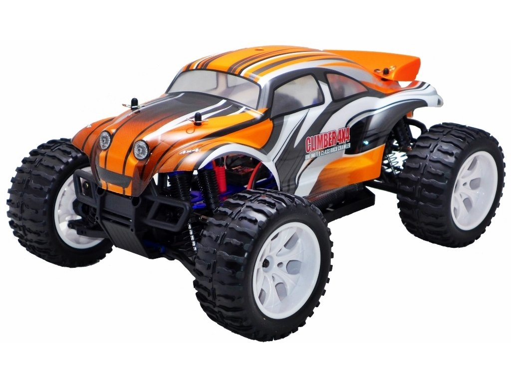 HIMOTO MONSTER EMXT-1 4WD RTR 1:10