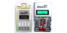 ULTRACELL PLUS LCD CHARGER AA/AAA