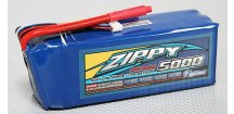 ZIPPY FLIGHTMAX LIPOL 5000mAh 40C 18.5V