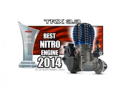 Traxxas - motor TRX 3.3