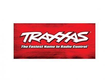 Traxxas - racing banner 0.9x2.1m